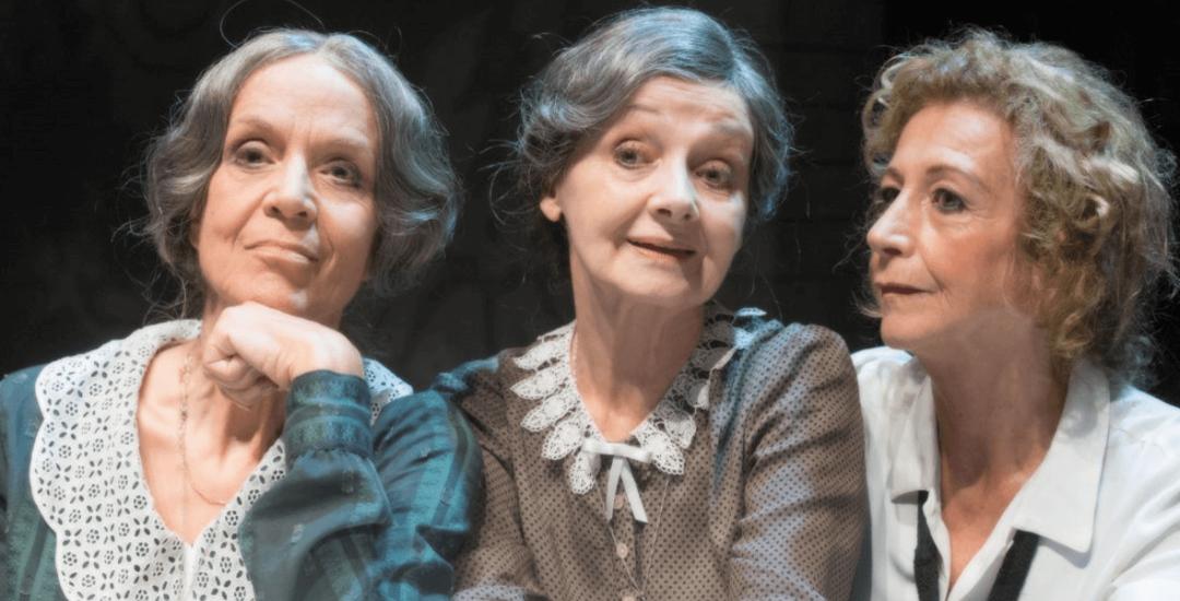 Sorelle Materassi recensione teatro quirino zerkalo spettacolo