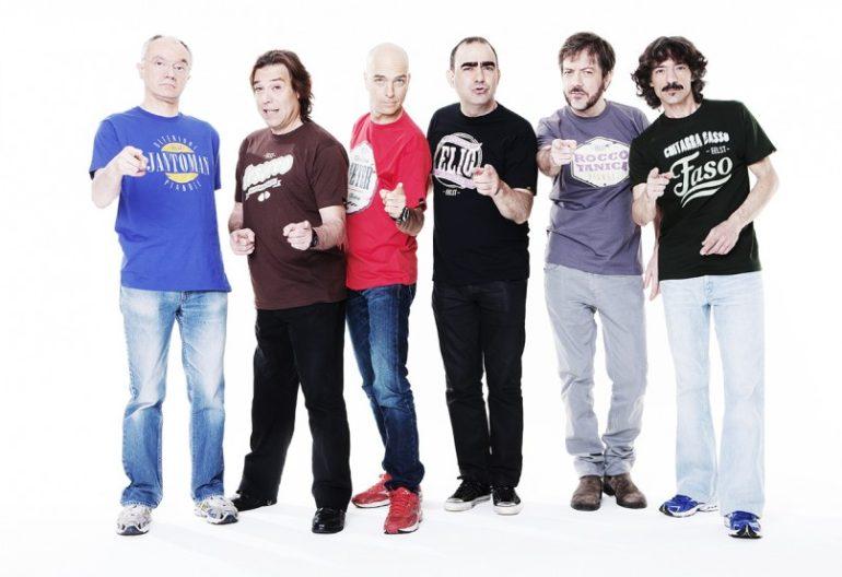 dbbcbfc7e7 ELIO E LE STORIE TESE sono pronti a concludere la loro carriera in grande  stile, dopo 37 anni di successi, hit radiofoniche provocatorie e tour ...