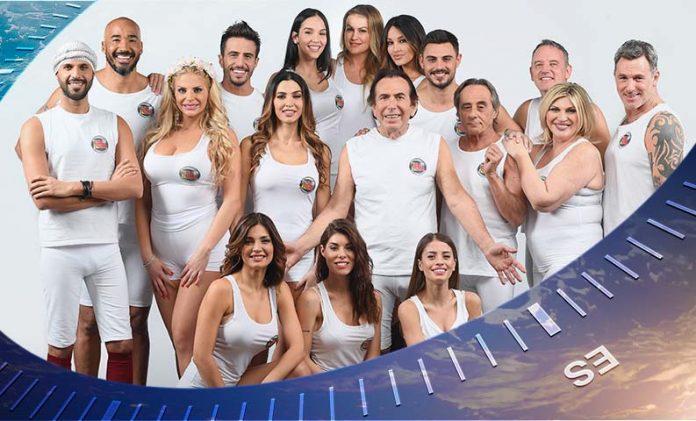 isola dei famosi gialappa's band alessia marcuzzi show tv mara venier zerkalo spettacolo