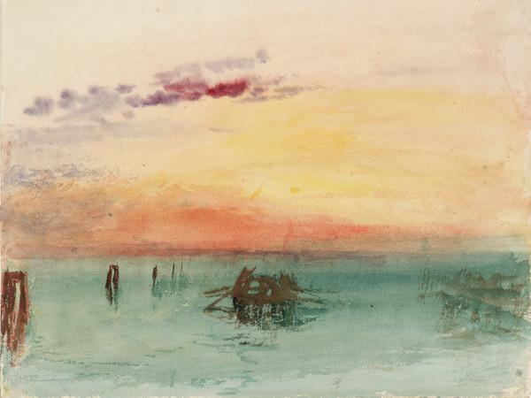 Turner Opere della Tate Roma Chiostro del Bramante zerkalo spettacolo