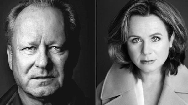 Stellan Skarsgård Emily Watson Chernobyl serie tv Sky HBO zerkalo spettacolo