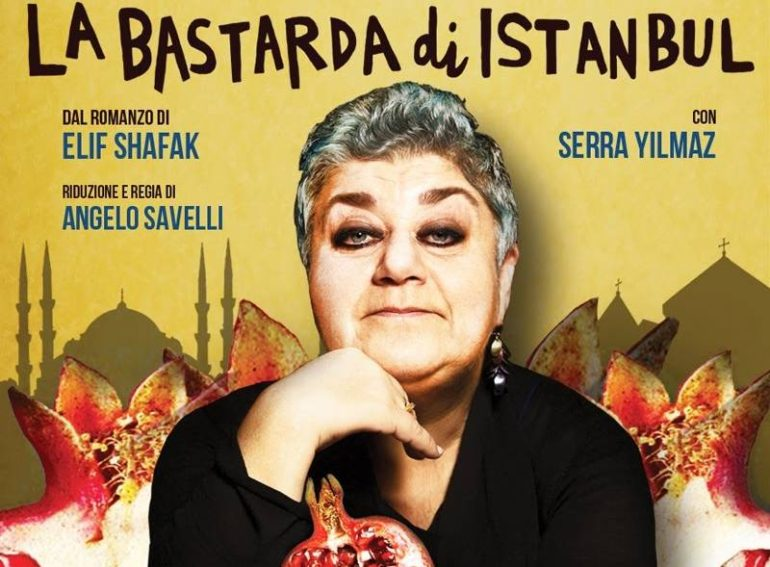 La bastarda di Istanbul Sala Umberto Zerkalo Spettacolo