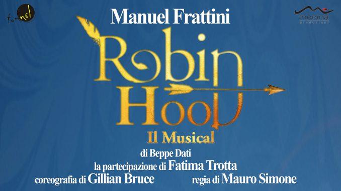 Robin Hood il musical Brancaccio Zerkalo Spettacolo