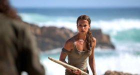 Tomb Raider Alicia Vikander recensione Zerkalo Spettacolo