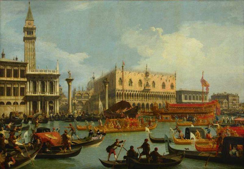 canaletto mostra museo di roma palazzo braschi zerkalo spettacolo