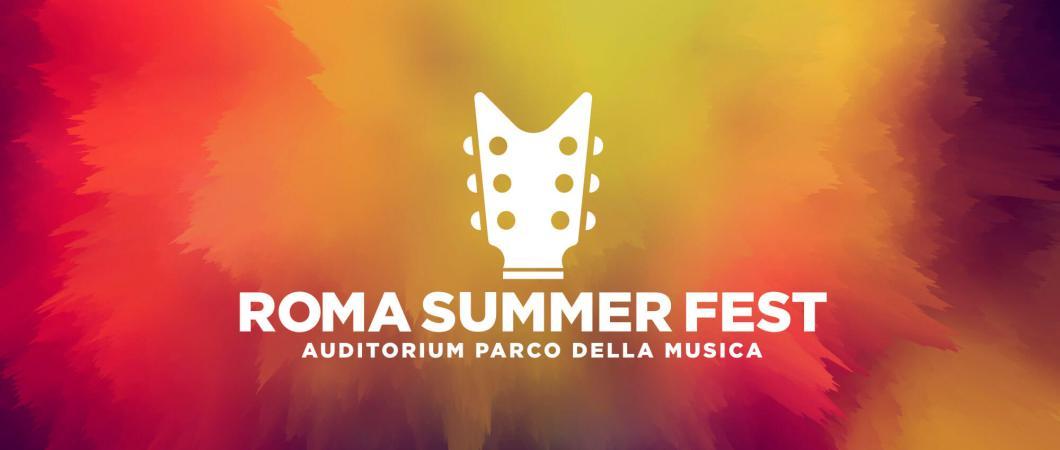 roma summer fest auditorium parco della mzerkalo spettacolo musica