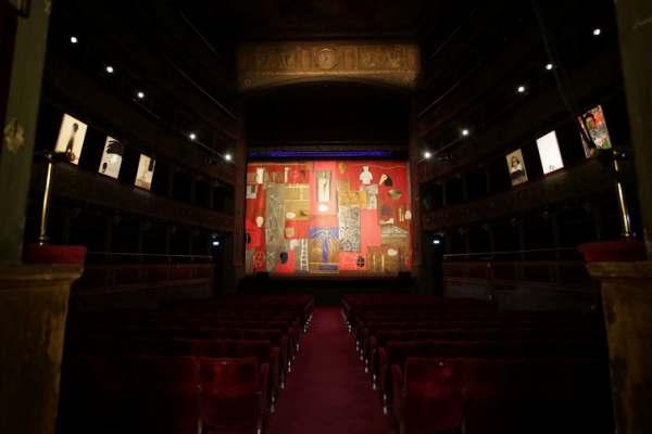 interludio valle teatro valle roma riapertura zerkalo spettacolo