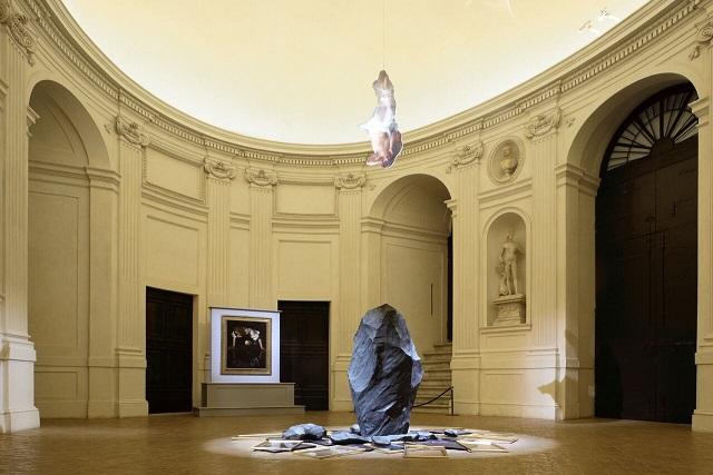 palazzo barberini maxxi eco e narciso mostra zerkalo spettacolo