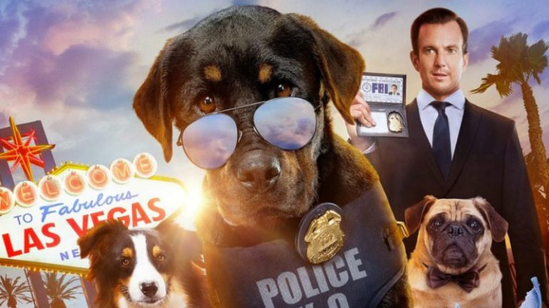 show dogs recensione vip cani zerkalo spettacolo