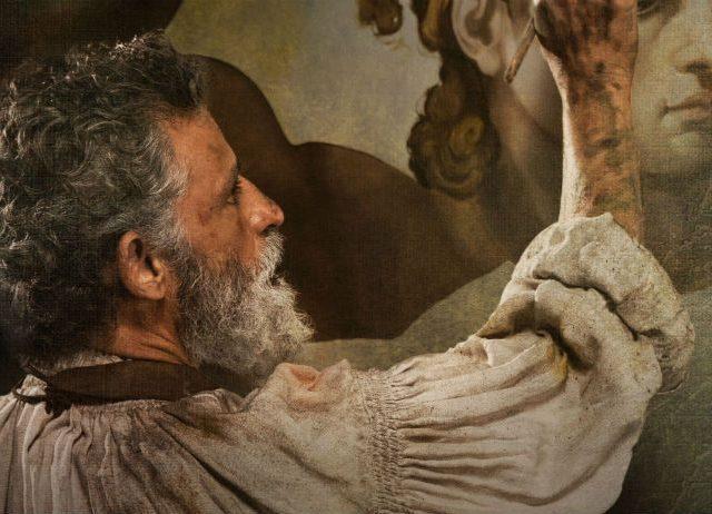 Michelangelo Infinito è il nuovo film d'arte di sky e magnitudo film in arrivo al cinema ad ottobre con lucky red zerkalo spettacolo