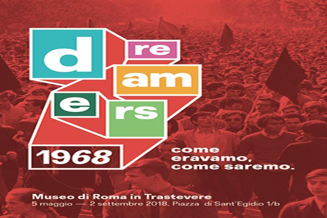 dreamers 1968 mostra museo di roma in trastevere zerkalo spettacolo