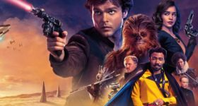 Solo A Star Wars Story recensione del film di Ron Howard secondo spin off della saga di Star Wars zerkalo spettacolo