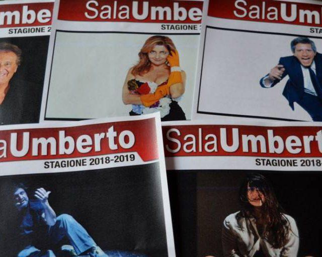 stagione 2018 2019 sala umberto teatro zerkalo spettacolo