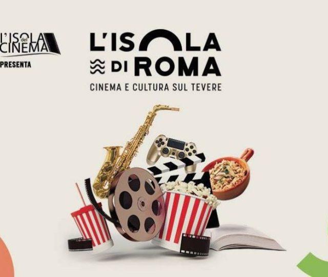 isola del cinema 2018 diventa l'isola di roma programma zerkalo spettacolo
