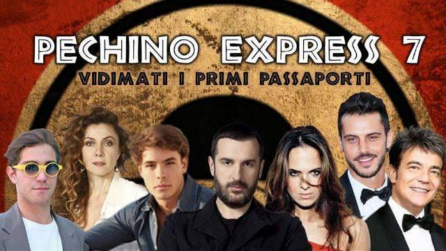 pechino express 7 cast zerkalo spettacolo