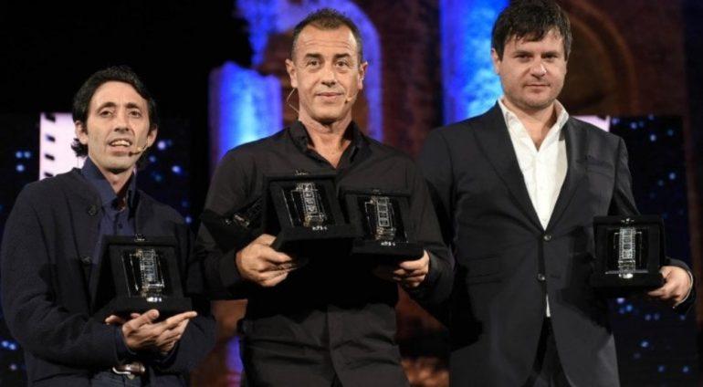 nastri d'argento 2018 premi consegnati a taormina matteo garrone e paolo sorrentino vincono zerkalo spettacolo