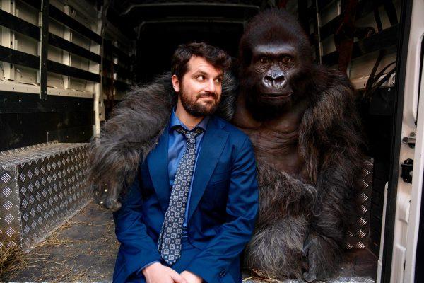 luca miniero attenti al gorilla inzio riprese zerkalo spettacolo