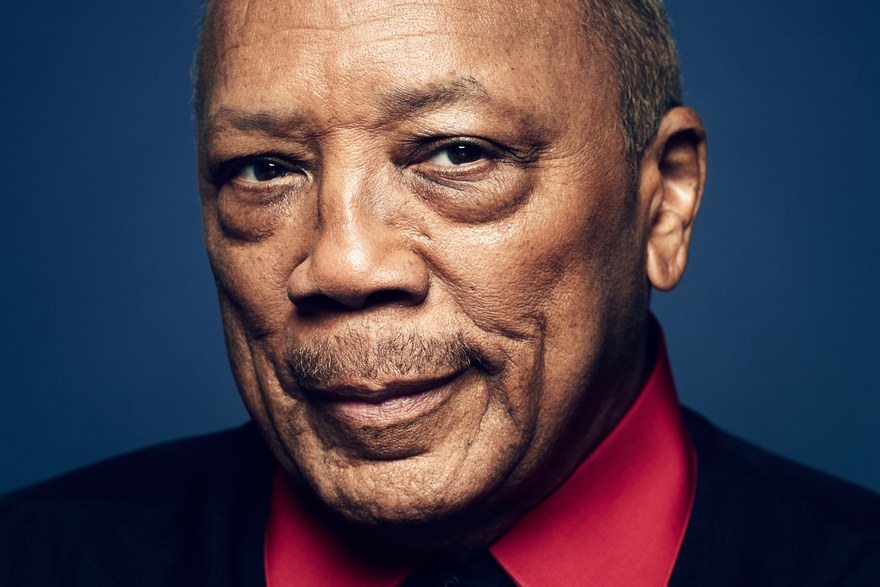 quincy jones umbria jazz 2018
