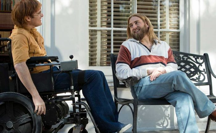 worry don't gus van sant recensione zerkalo spettacolo
