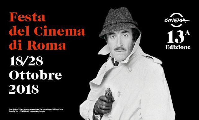 peter sellers festa del cinema di roma zerkalo spettacolo