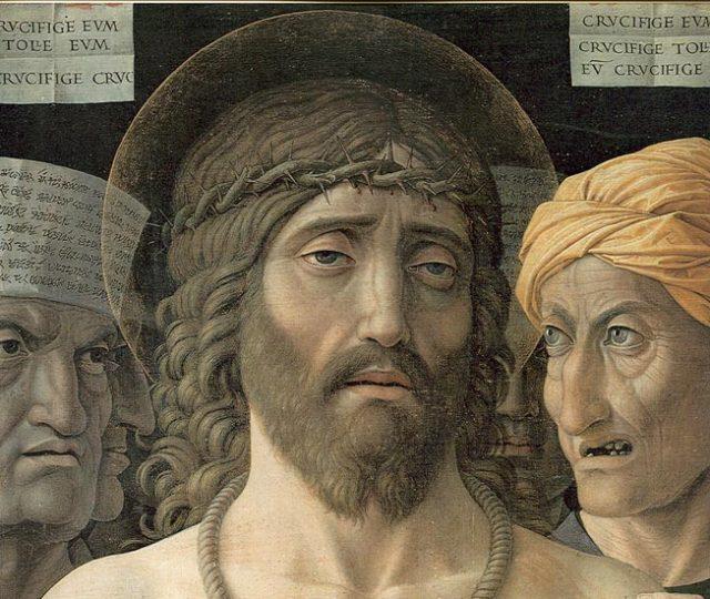 stanza mantegna gotico americano mostre palazzo barberini zerkalo spettacolo