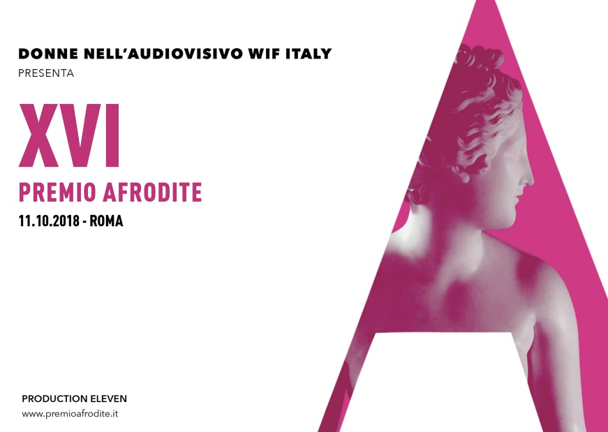Premio Afrodite: la XVI edizione celebra il talento delle donne nello spettacolo, nel giornalismo e nello sport