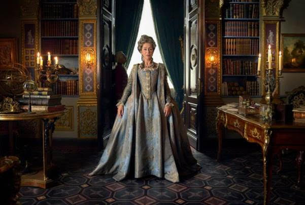 helen mirren catherine the great zerkalo spettacolo