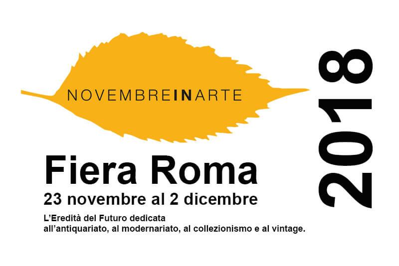 novembre in arte programma fiera di roma zerkalo spettacolo