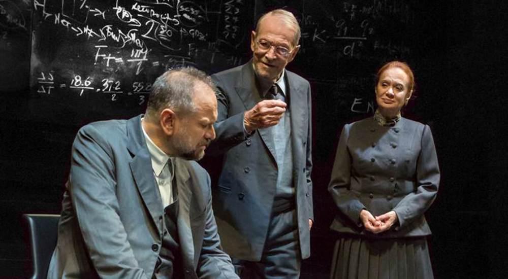 copenaghen teatro argentina zerkalo spettacolo
