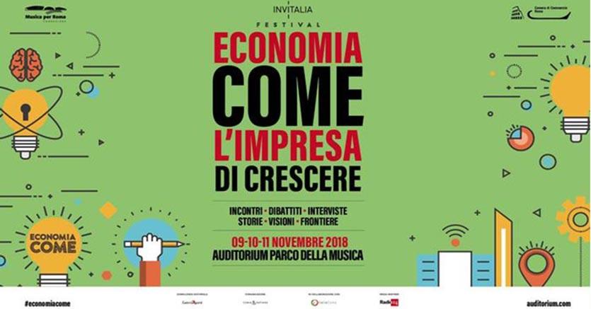 economia come 2018 festival auditorium parco della musica zerkalo spettacolo