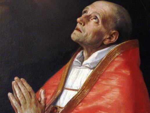 guido reni La Visione di Sant'Andrea Corsini mostra roma zerkalo spettacolo