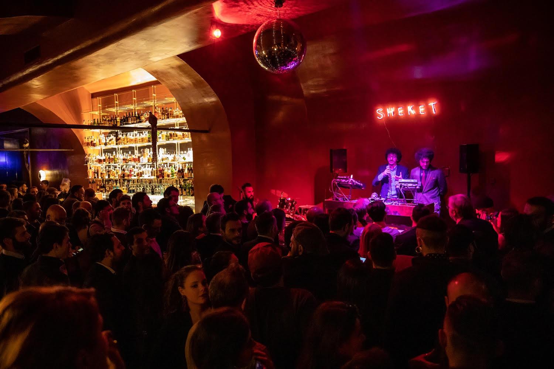 Guida ai Cocktail Bar d'Italia 2019 zerkalo spettacolo