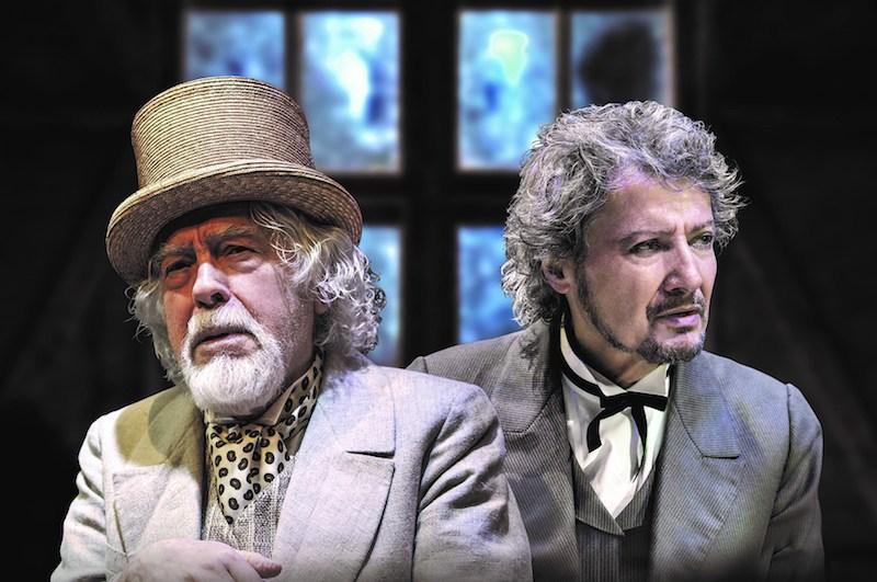 i fratelli karamazov teatro eliseo zerkalo spettacolo