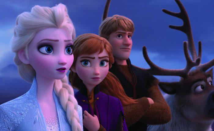 frozen 2 teaser trailer poster zerkalo spettacolo