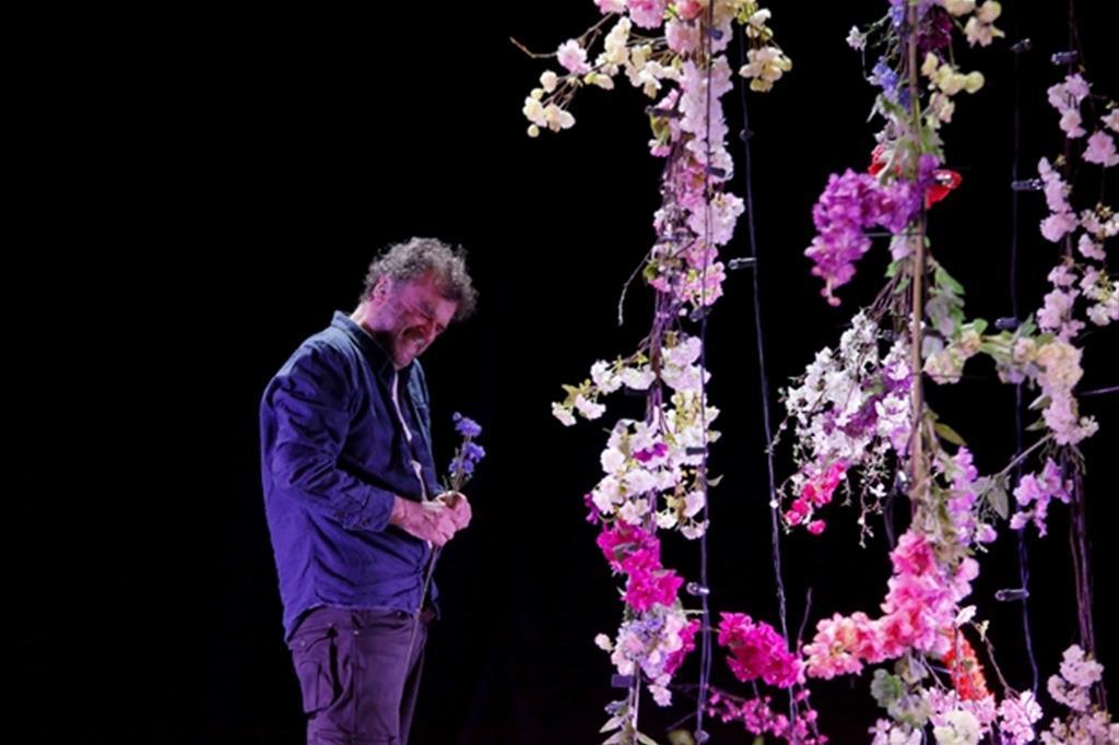la gioia delbono teatro argentina zerkalo spettacolo