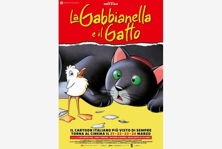 la gabbianella e il gatto torna al cinema zerkalo spettacolo