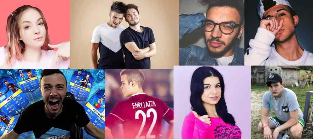 romics 2019 youtuber zerkalo spettacolo