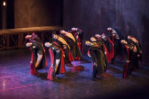 otello balletto di roma teatro quirino zerkalo spettacolo