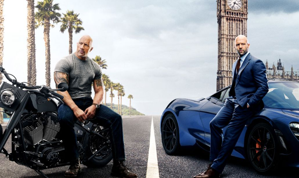 Fast & Furious - Hobbs & Shaw trailer zerkalo spettacolo
