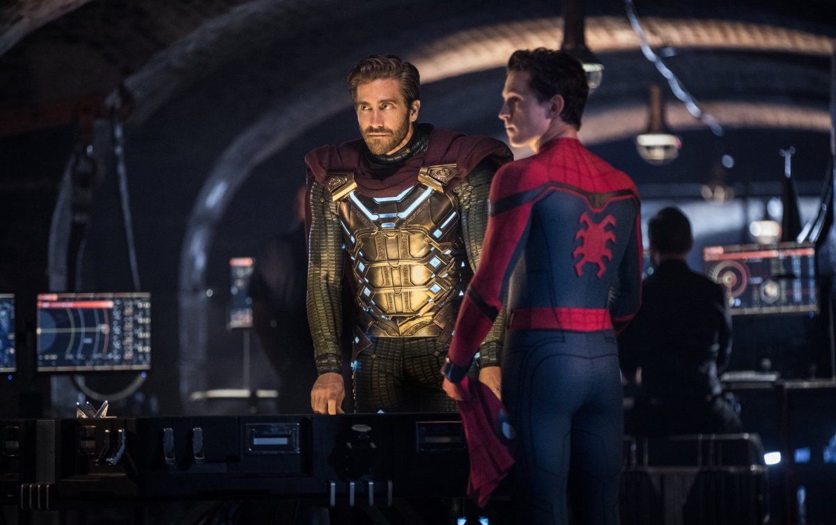 spider man far from home box office zerkalo spettacolo
