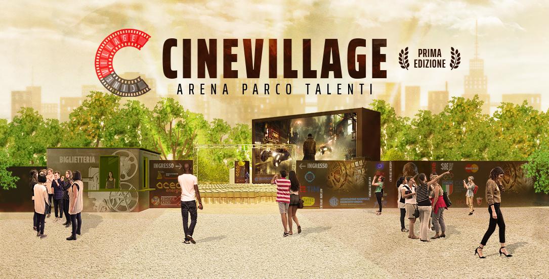 Cine Village Arena Parco Talenti zerkalo spettacolo