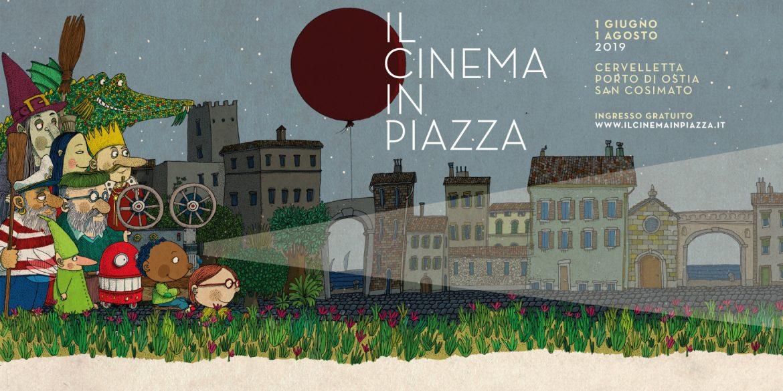Il Cinema in Piazza 2019 programma zerkalo spettacolo