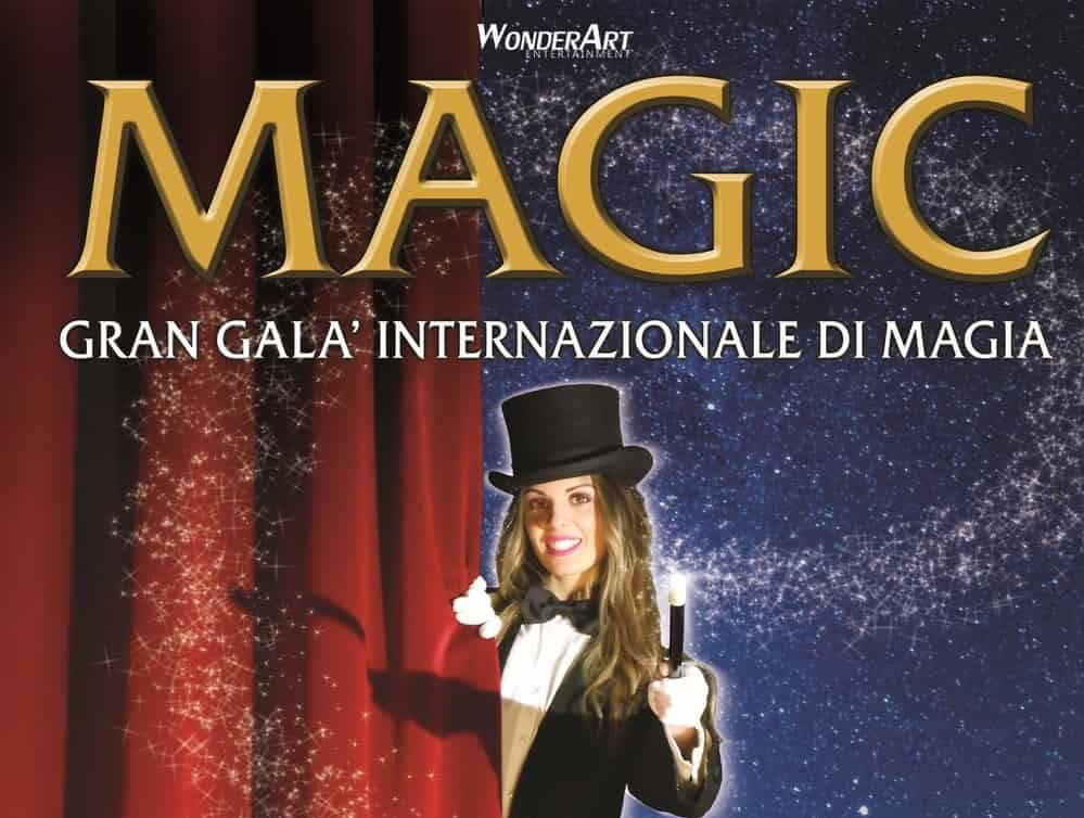 magic teatro brancaccio zerkalo spettacolo