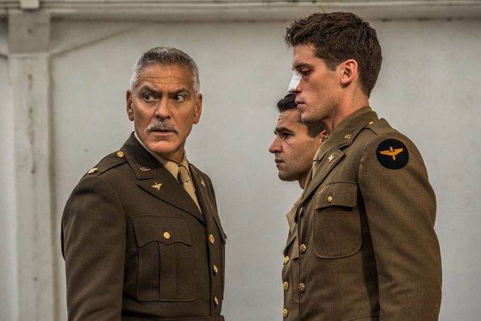 CATCH-22: cosa vedremo nella nuova serie Sky di e con George Clooney