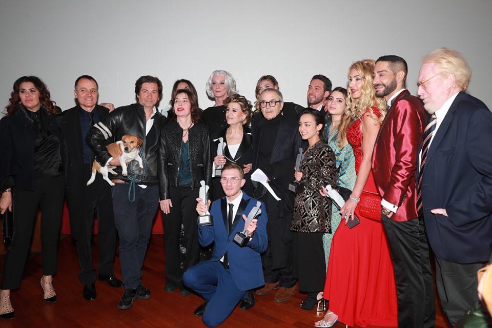 antinoo awards 2019 zerkalo spettacolo