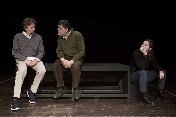 Gérard Watkins teatro di roma zerkalo spettacolo