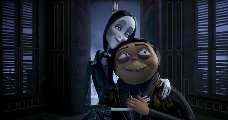 La famiglia Addams zerkalo spettacolo