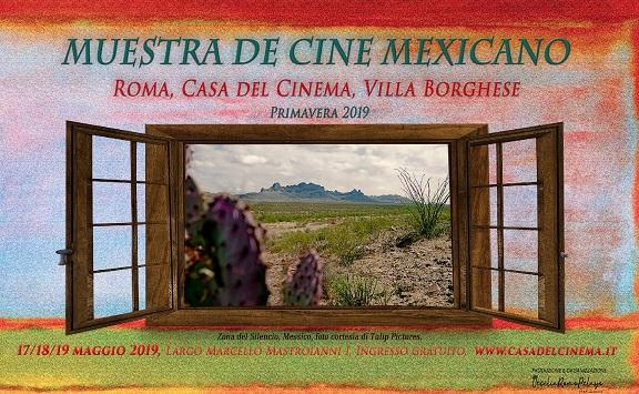 Muestra de Cine Mexicano programma zerkalo spettacolo