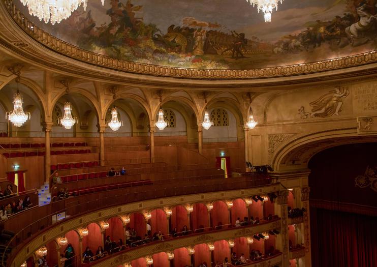 Teatro dell'Opera di Roma stagione 2019 2020 zerkalo spettacolo