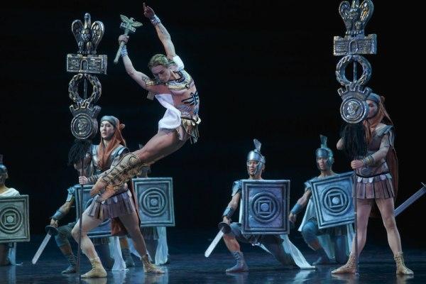 spartacus teatro opera roma zerkalo spettacolo